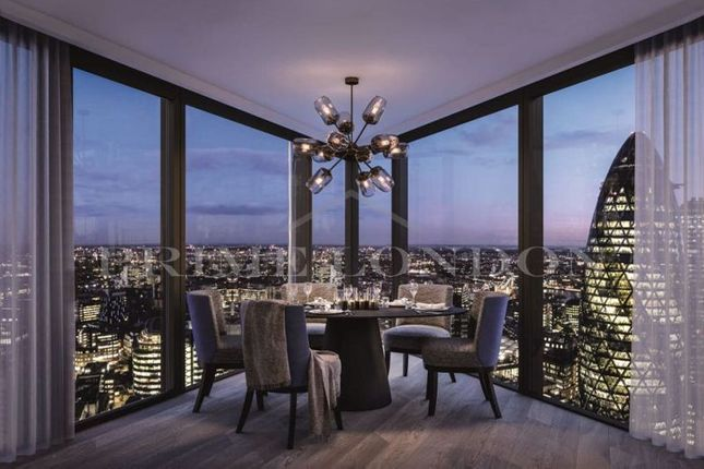 1 bed flat for sale in One Bishopsgate Plaza, The City, London EC3A