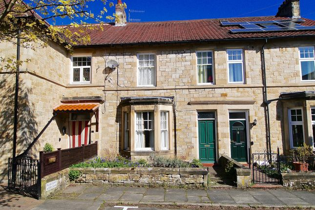 Thumbnail Terraced house to rent in St. Hildas Road, Hexham