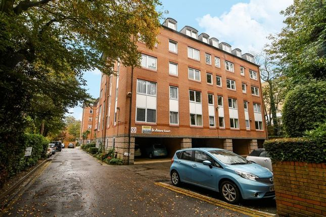 Thumbnail Flat to rent in St. Peters Road, Bournemouth