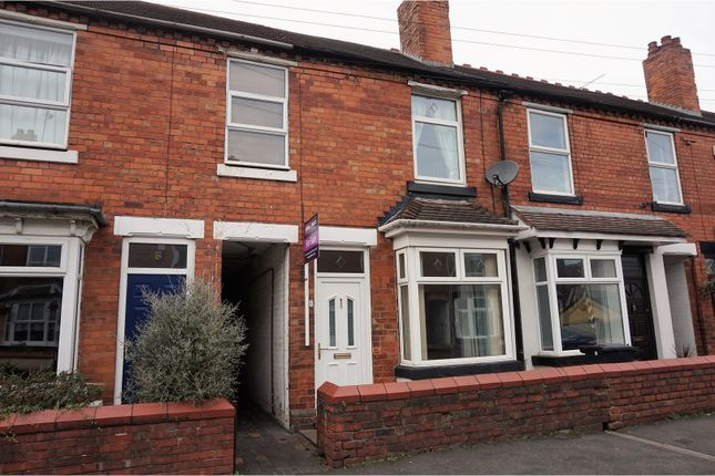 Thumbnail Terraced house for sale in Kings Road, Sedgley