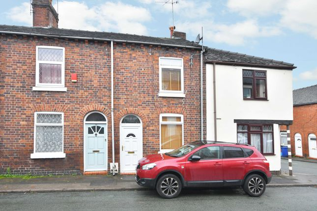 Thumbnail Terraced house to rent in Freehold Street, Newcastle Under Lyme, Staffordshire