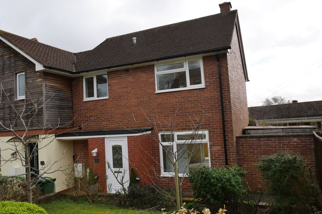 Thumbnail End terrace house to rent in Elizabeth Avenue, Exeter