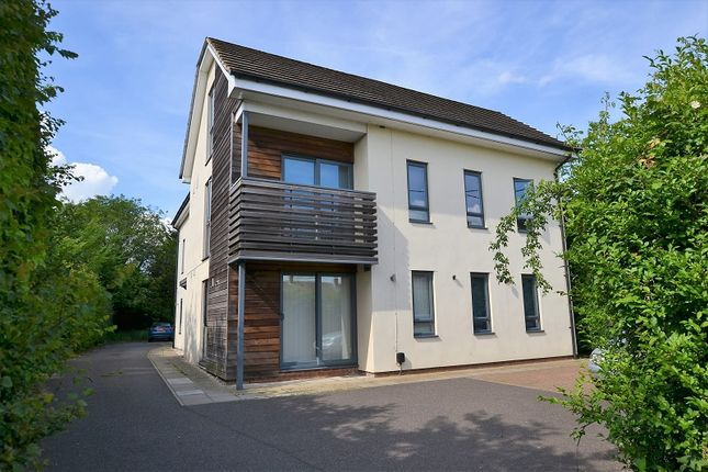 Thumbnail Flat for sale in Greenway Lane, Fakenham, Norfolk.
