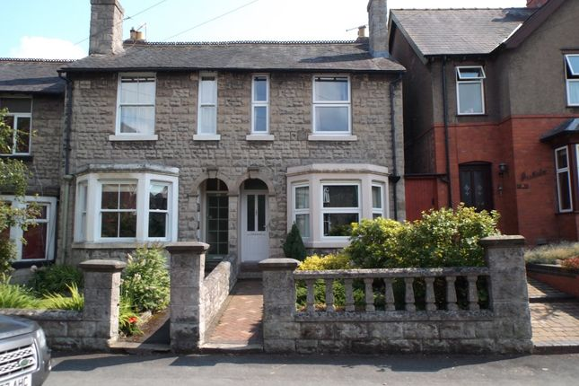 Thumbnail Terraced house to rent in Copthorne Road, Shrewsbury