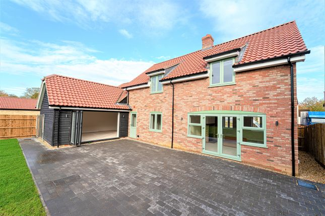 Thumbnail Detached house for sale in Church Lane, Upwood, Ramsey, Huntingdon
