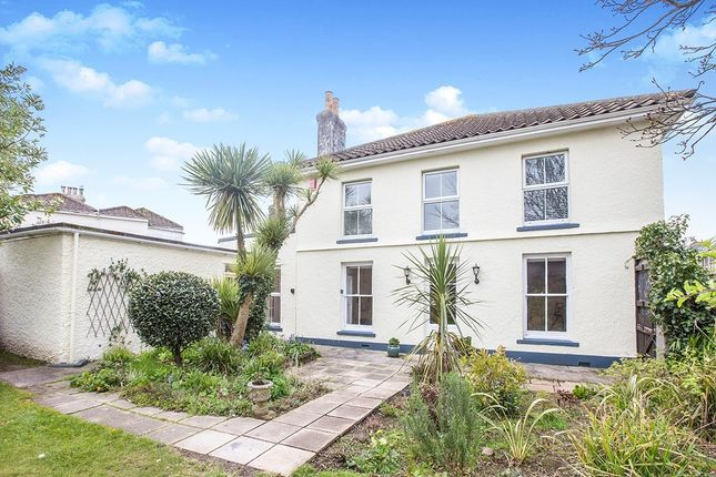 Thumbnail Semi-detached house for sale in Basset Street, Camborne, Cornwall
