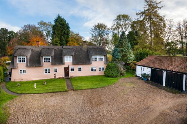 Thumbnail Detached house for sale in Ditton Green, Woodditton, Newmarket