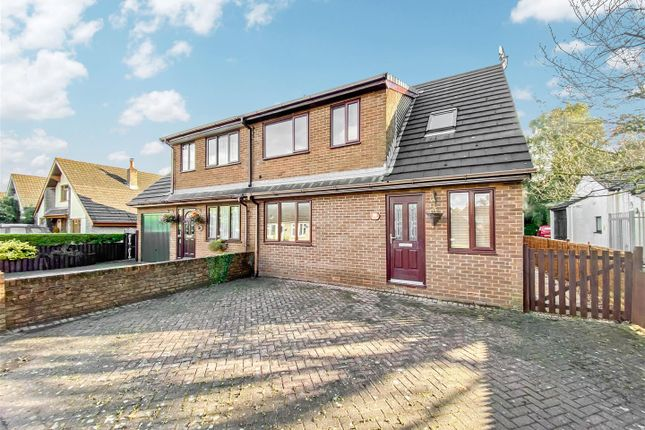 Thumbnail Semi-detached house for sale in Highland Brow, Galgate, Lancaster