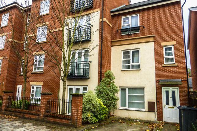 Thumbnail Town house to rent in Hospital Street, Erdington, Birmingham