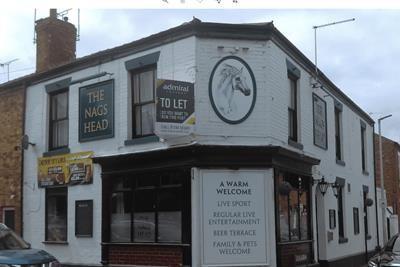 Thumbnail Pub/bar for sale in Nags Head, 157 Market Street, Crewe, Cheshire