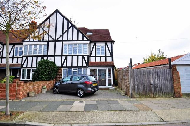 Thumbnail End terrace house for sale in South Gipsy Road, Welling