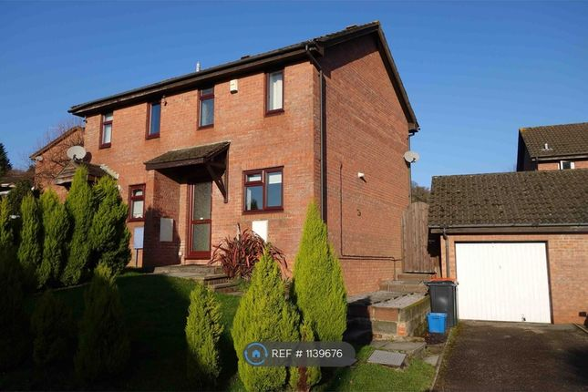 Thumbnail Semi-detached house to rent in William Morris Drive, Newport