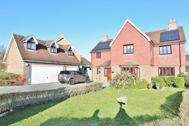Thumbnail Detached house for sale in Fidgeon Close, Bromley
