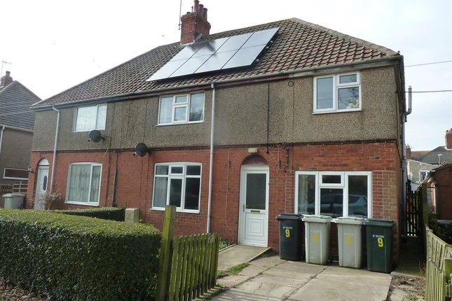 Thumbnail Semi-detached house for sale in Tennyson Avenue, Mablethorpe