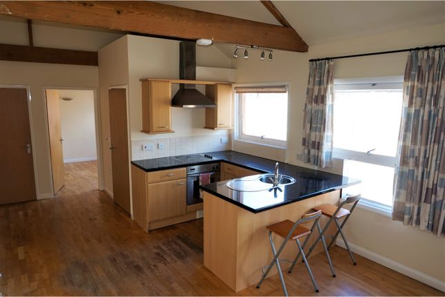 Thumbnail Flat for sale in Kings Court, Enderby