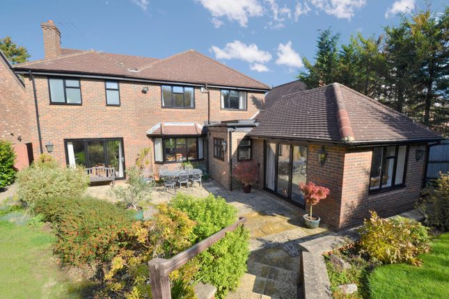 Thumbnail Detached house for sale in Three Lanterns, Dodds Lane, Chalfont St Giles, Buckinghamshire