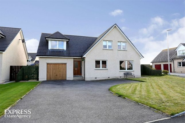 Thumbnail Detached house for sale in Earls Ree, Meikle Wartle, Inverurie, Aberdeenshire