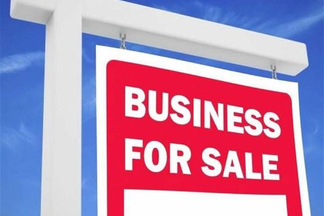 Thumbnail Commercial property for sale in Market Place, Leek, Staffordshire