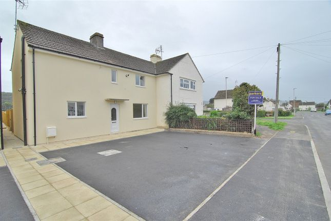 Thumbnail 3 bed semi-detached house for sale in Park Road, Stonehouse, Gloucestershire
