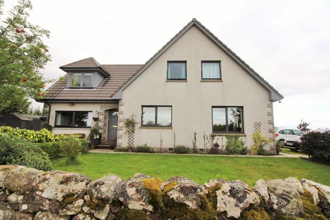 Thumbnail Detached house for sale in Hillhead, Forres