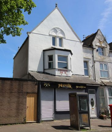 Thumbnail End terrace house for sale in Clare Street, Riverside, Cardiff