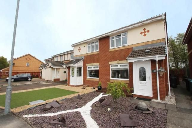 Thumbnail Semi-detached house for sale in Thistledown Grove, Coatbridge, North Lanarkshire