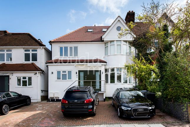 Thumbnail Flat for sale in St. Marys Crescent, London