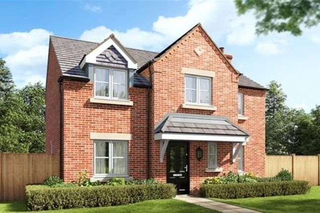 Thumbnail Detached house for sale in Cobblestone Drive, Off William Nadin Way, Swadlincote