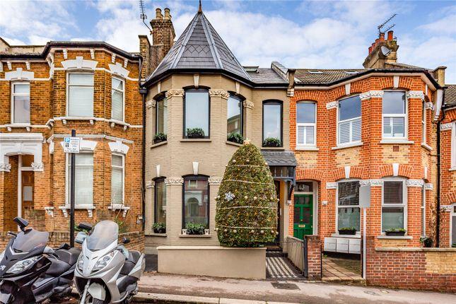 5 bed terraced house for sale in Duckett Road, London N4