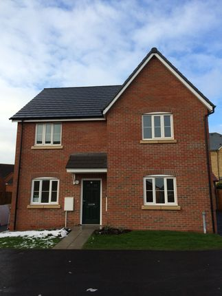 Thumbnail Detached house for sale in Hallet Road, Dunmow