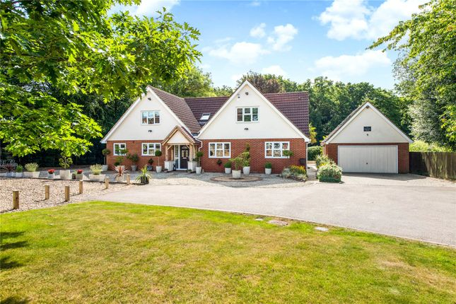 Thumbnail Detached house for sale in Bucknalls Drive, Bricket Wood, St. Albans, Hertfordshire