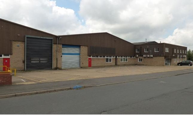 Thumbnail Light industrial to let in St.Peter's Industrial Park, Tower Close, Huntingdon, Cambridgeshire