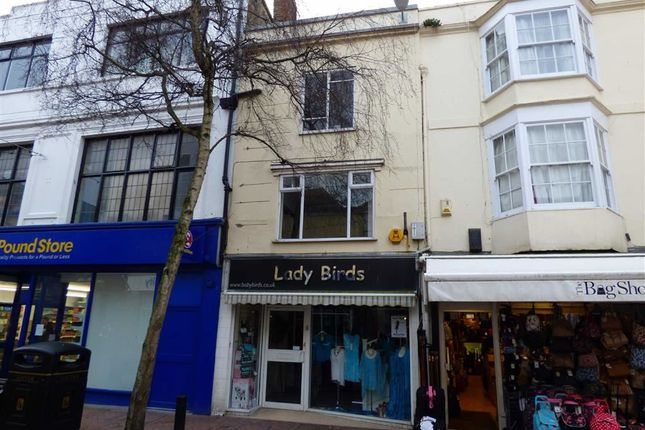 Thumbnail Commercial property for sale in St Mary Street, Weymouth, Dorset