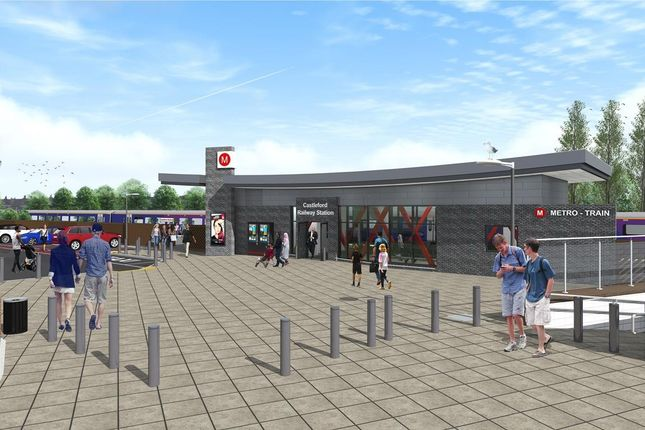 Thumbnail Commercial property to let in Castleford Station, Welbeck Street, Castleford, West Yorkshire