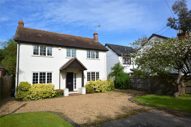 Thumbnail Detached house for sale in Basingstoke Road, Swallowfield, Reading, Berkshire