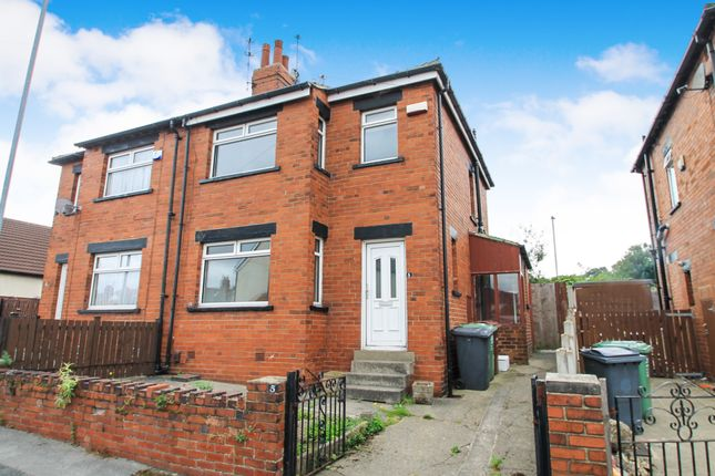 Thumbnail Semi-detached house to rent in Halliday Road, Armley, Leeds