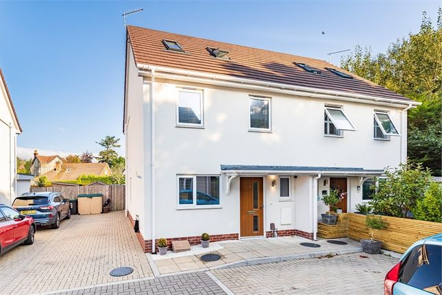 3 bed semi-detached house for sale in Castlemain Gardens, Upton, Poole, Dorset BH16