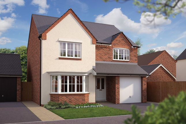"""Thumbnail Detached house for sale in """"The Durham"""" at Hodgson Road, Shifnal"""
