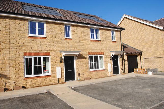 2 bed terraced house for sale in The Homelands, Bishops Cleeve, Cheltenham