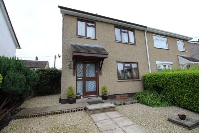 Thumbnail Semi-detached house to rent in Knockleigh Drive, Greenisland, Carrickfergus