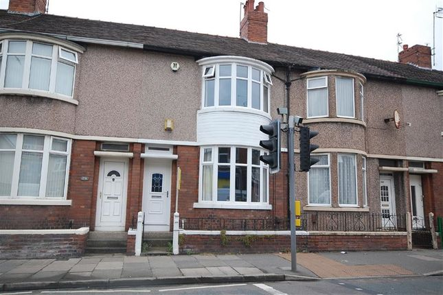 Thumbnail Terraced house for sale in Poulton Road, Wallasey, Wirral