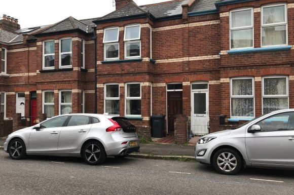 Thumbnail Terraced house to rent in Danes Road, Exeter