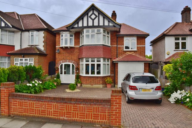 Thumbnail Detached house for sale in Percy Road, Whitton, Twickenham