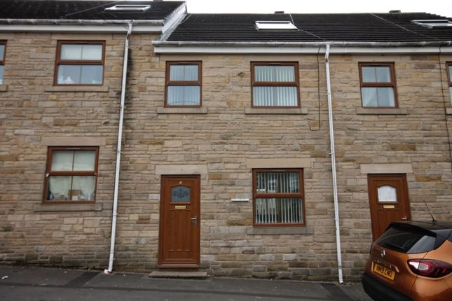4 bed terraced house to rent in Palmerston Street, Consett DH8