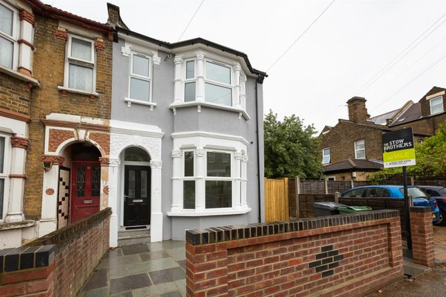 Thumbnail End terrace house for sale in West Avenue Road, London