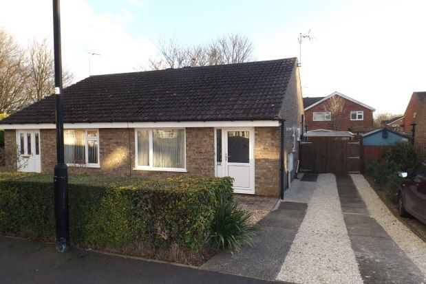 2 bed bungalow to rent in Fossdale Close, Knaresborough HG5