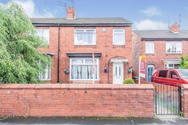 Thumbnail Semi-detached house for sale in Glamis Road, Doncaster