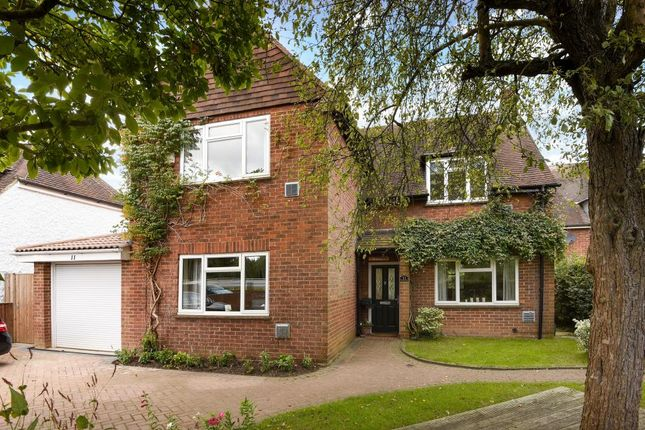 Thumbnail Detached house for sale in Sonning, Berkshire
