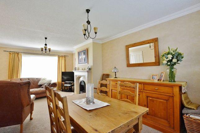 Thumbnail Semi-detached house for sale in Broadacres, High Harrington, Workington