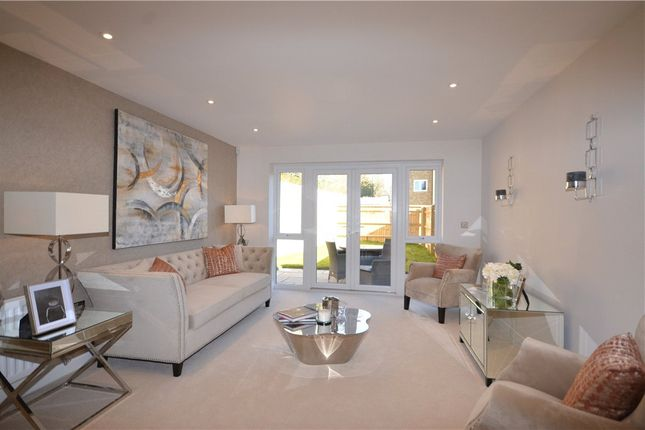 Thumbnail Terraced house for sale in Guildford Road, Bisley, Woking